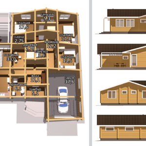 Проект дома №5 / 237