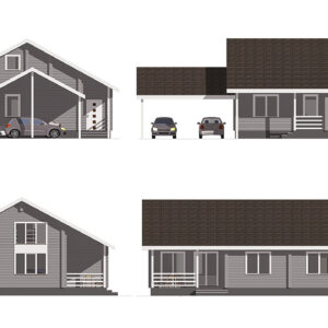Проект дома №6 / 162